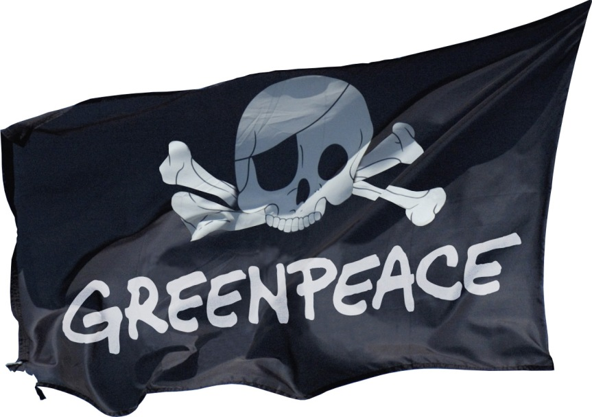 WUWT: Greenpeace Gangsters Slam Silicon Valley Helping Oil Companies