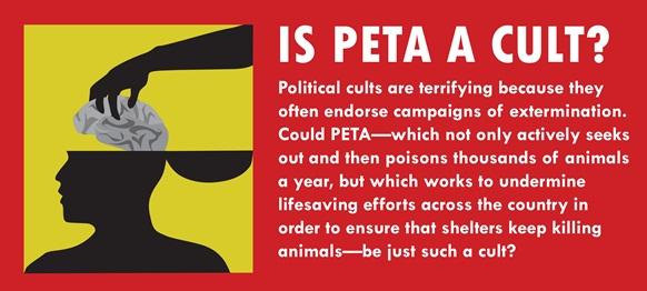 Ex-PETA employee states group regularly euthanizesanimals