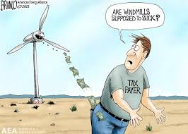 Windfarms in Ohio pit environmentalists againstresidents