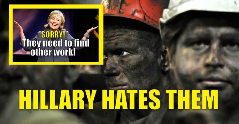 "Bill Clinton Threatens ""The Coal People"" of WV, KY"