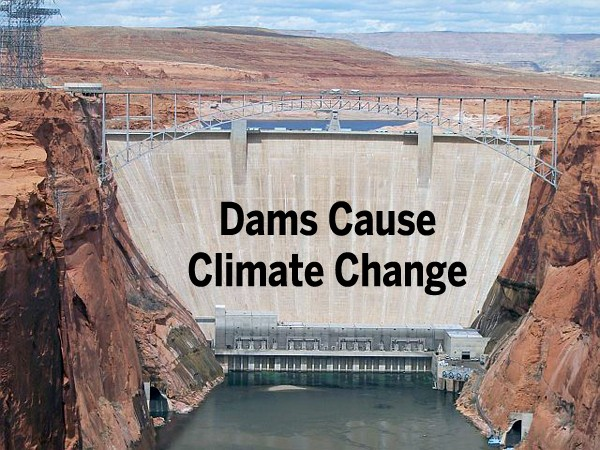 Environmentalists oppose dam, seek to keep Indians in thedark
