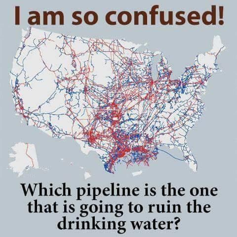 Environmentalists spin Keystone pipeline oilspill