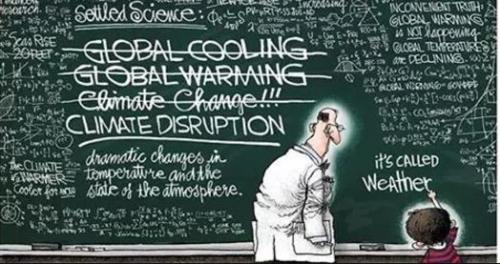 NASA Recycling 60 Year Old ClimateSuperstition