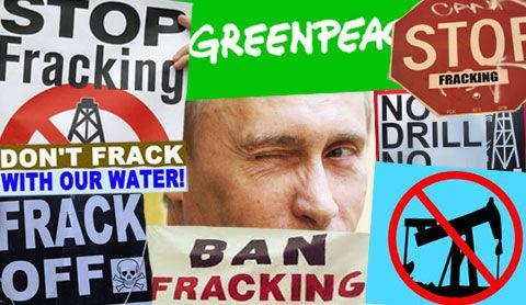 Battling Russia and America's Big GreenMachine