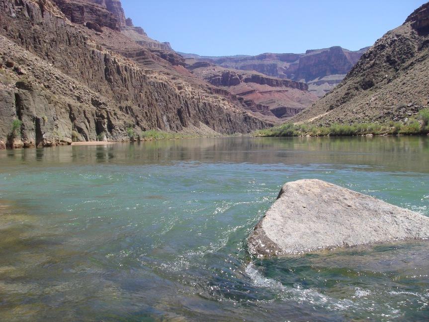 Environmentalist group wants Colorado River Ecosystem given personhoodstatus
