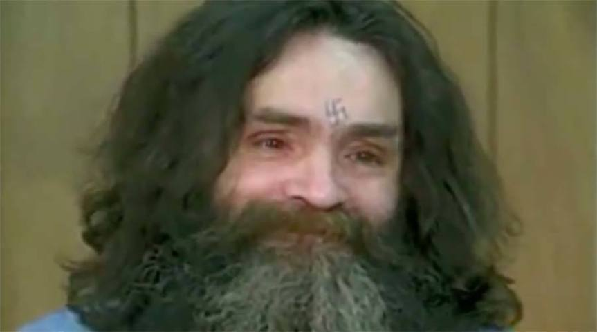 Charles Manson: Kill humans to save theEarth