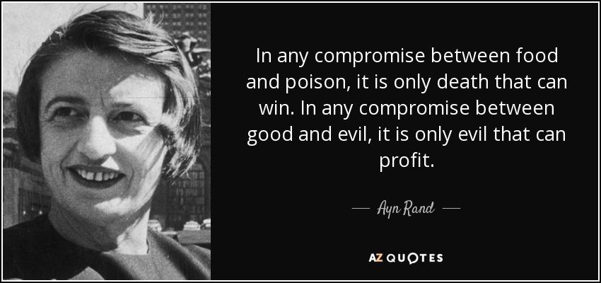 Ayn Rand On The Phil DonahueShow