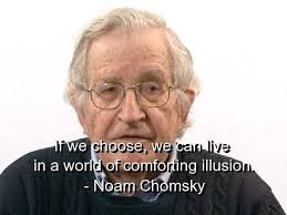 Noam Chomsky's climate claims debunked