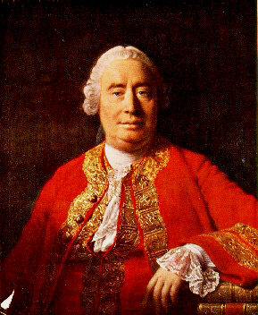 Sorry, Ayn Rand, it was David Hume, not ImmanuelKant