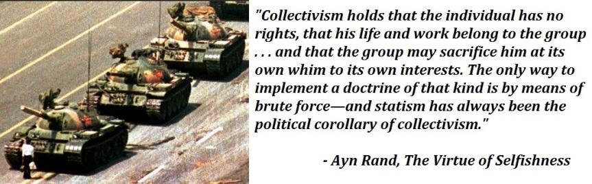 Ayn Rand: Individualism