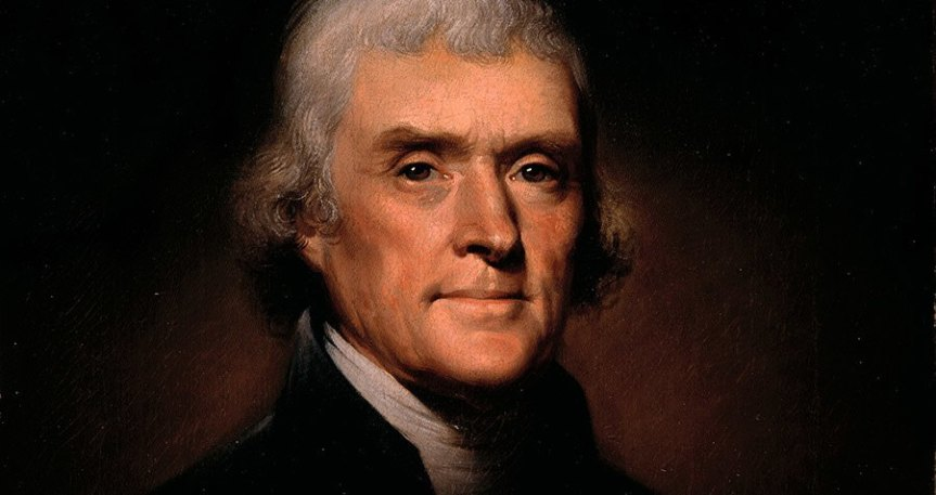 Happy 275th Birthday, Thomas Jefferson