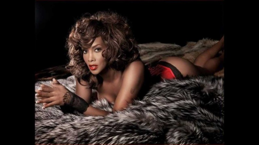 PETA Goons Attack Vivica Fox at NYC Book Signing