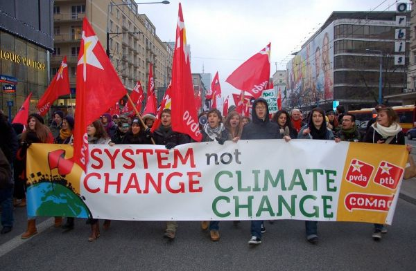 Radical Environmentalism and the Climate DeepState