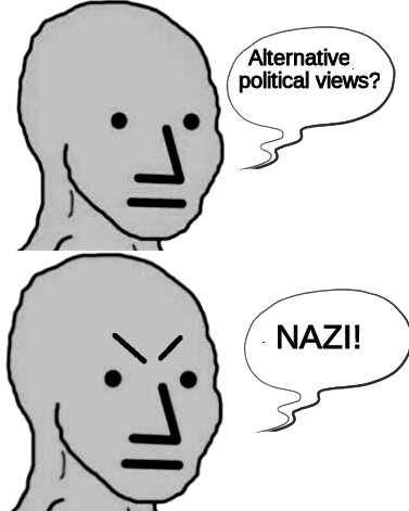 Why the NPC Meme FREAKS OUT theLeft