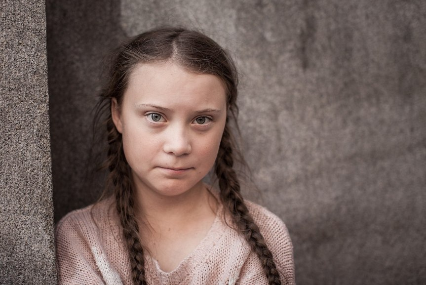 The Personality Cult of GretaThunberg