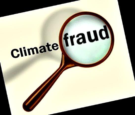 Climate Collusion andFraud