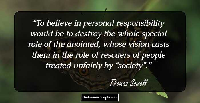 "Thomas Sowell Interview: ""The Vision of the Anointed"""