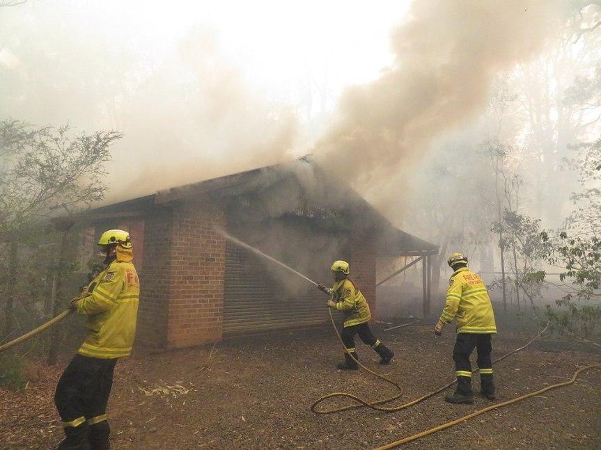 Australian Politician Blames Greens for Increasing BrushfireRisk