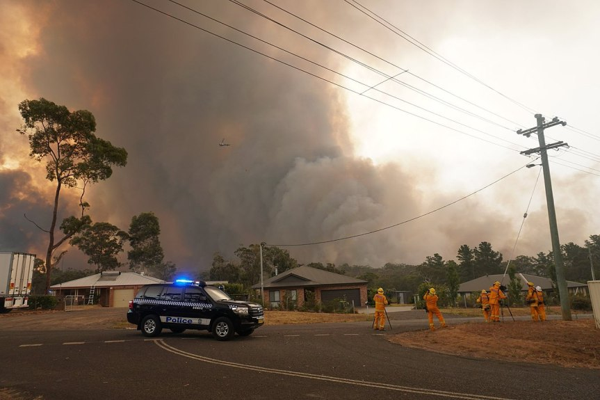 ABC Australia Deleted Posts Promoting Environmentalists Opposing Controlled Burns