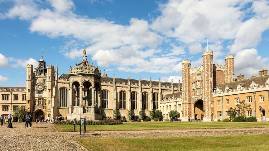 """XR Vandalize Cambridge Lawn Over """"Destruction ofNature"""""""