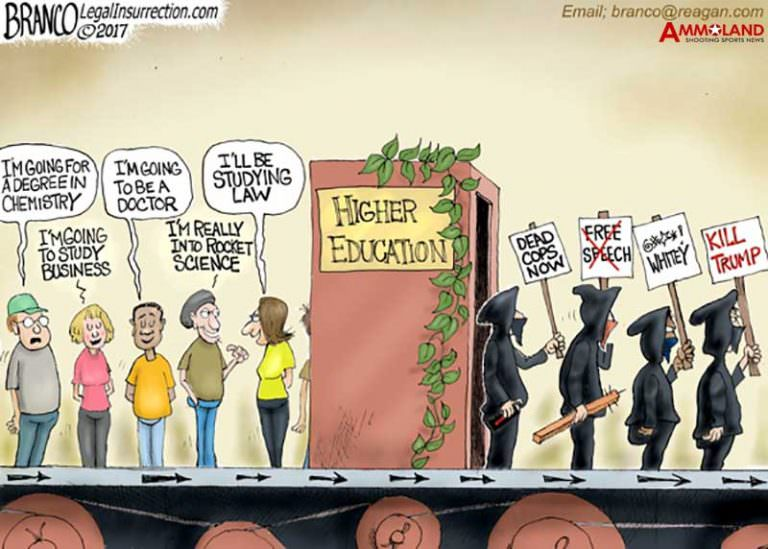 How Leftists Took Over the Education System andWhy