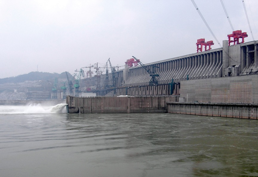 China's Three Gorges Dam Tested as Floods Worsen