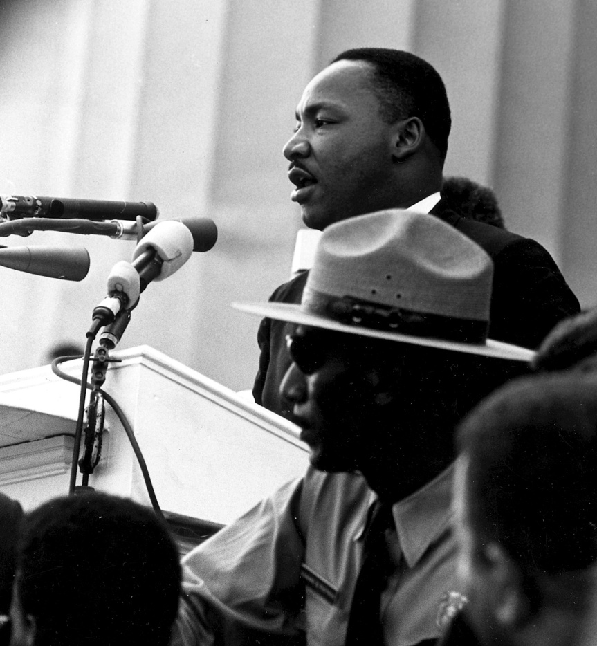 Dr. Martin Luther King – I Have ADream