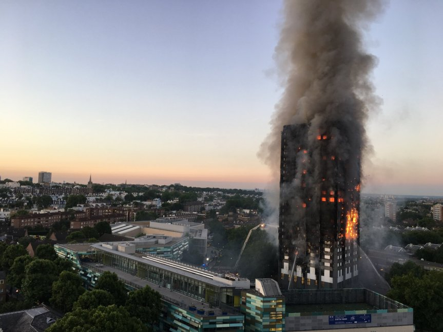 London Inquiry Into Grenfell Tower Fire Ends